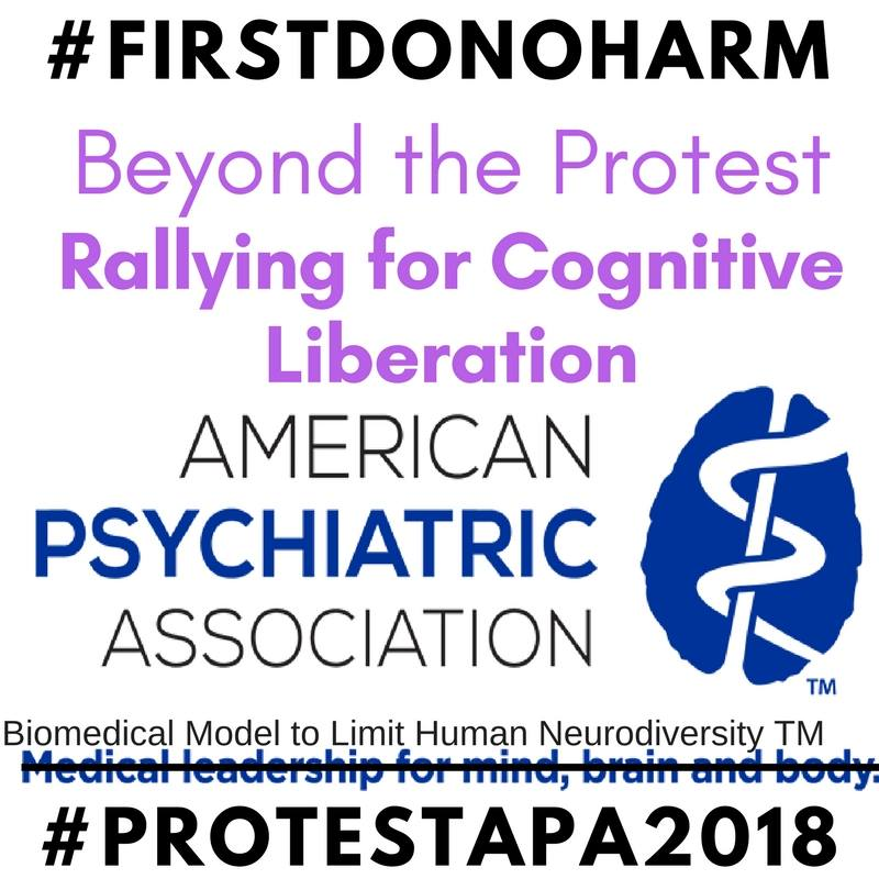 Beyond the Protest: Rallying for Cognitive Liberation