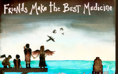 Friends Make the Best Medicine: An Icarus Peer Support Mixer